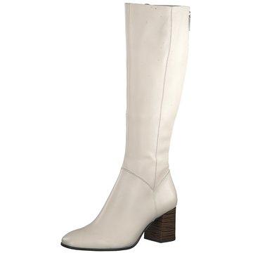 Tamaris Klassischer Stiefel weiß