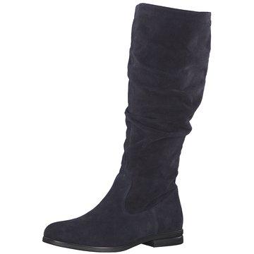 Tamaris Klassischer Stiefel blau