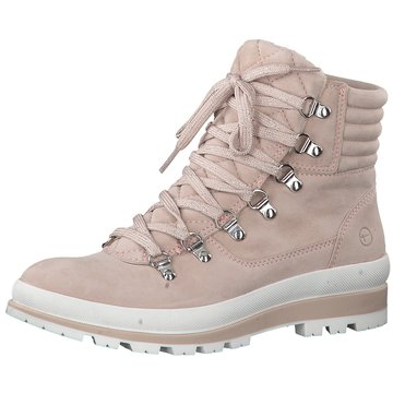 Tamaris Top Trends Stiefeletten rosa