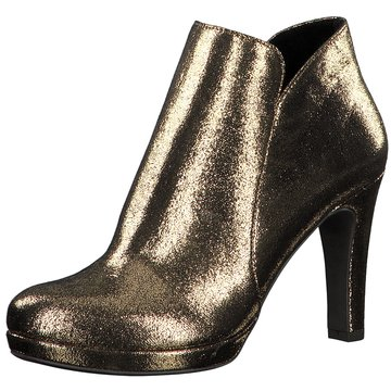Tamaris Ankle Boot gold