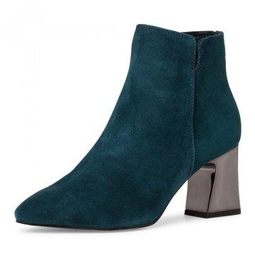 Tamaris Ankle Boot grün
