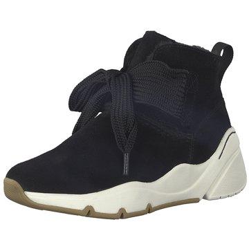 Tamaris Top Trends Sneaker schwarz