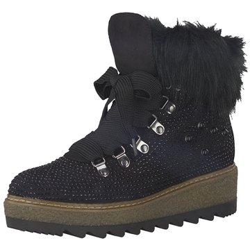 Tamaris BootsBadam schwarz
