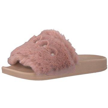 Tamaris Pool SlidesPantolette rosa