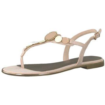 Tamaris Top Trends Sandaletten rosa