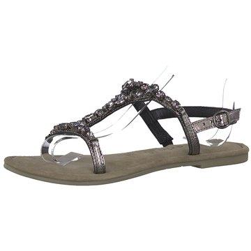 Tamaris Top Trends Sandaletten silber