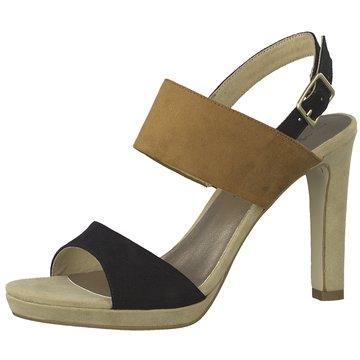 Tamaris Top Trends High Heels braun