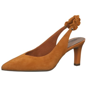 Tamaris Slingpumps orange