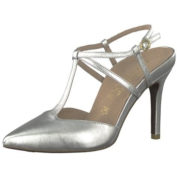 Tamaris Pumps silber