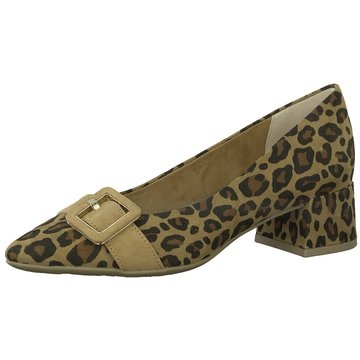 Marco Tozzi Klassischer Pumps animal