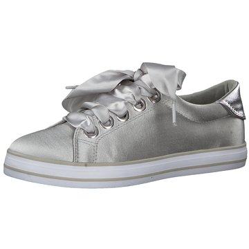 Marco Tozzi Sneaker Low silber