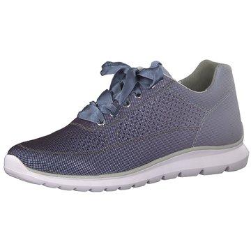 Marco Tozzi Sneaker High blau