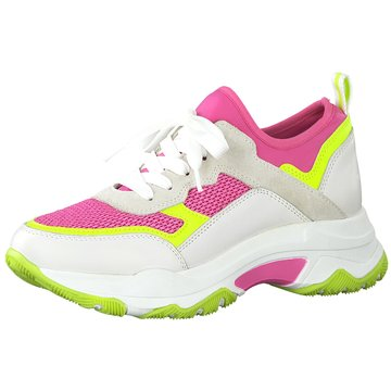 Marco Tozzi Sneaker Low pink