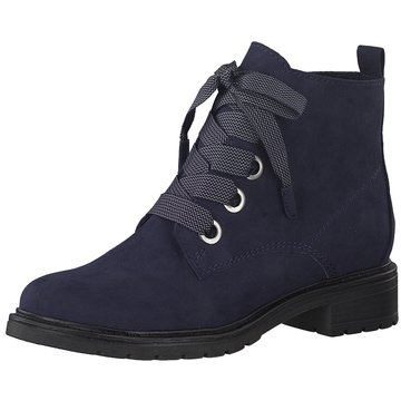 Marco Tozzi Ankle Boot blau