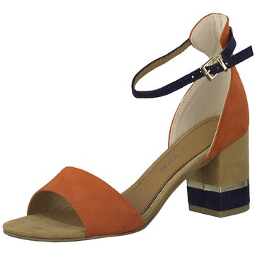 Marco Tozzi Top Trends Sandaletten orange