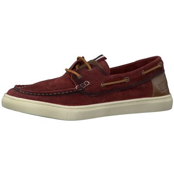 s.Oliver Bootsschuh rot