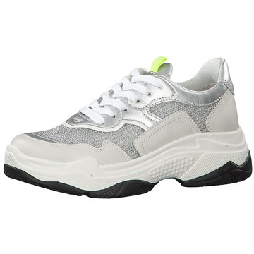 s.Oliver Plateau Sneaker weiß