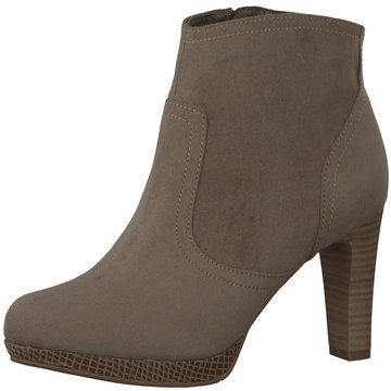s.Oliver Ankle Boot braun