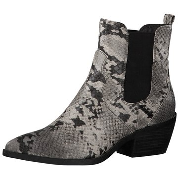 s.Oliver Chelsea Boot grau