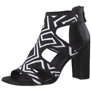 s.Oliver Top Trends High Heels schwarz