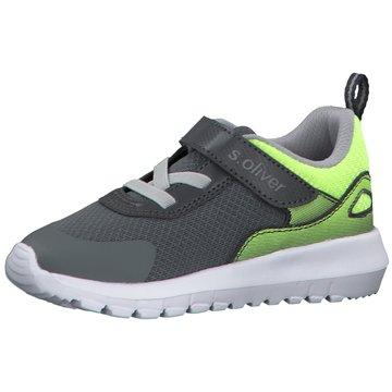 s.Oliver Sneaker Low grau