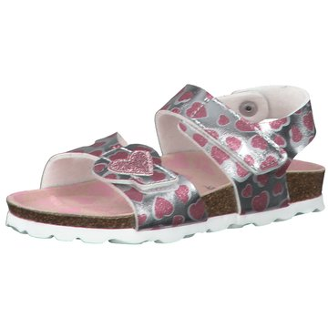 s.Oliver Offene Schuhe pink