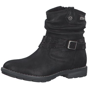 s.Oliver Boots schwarz