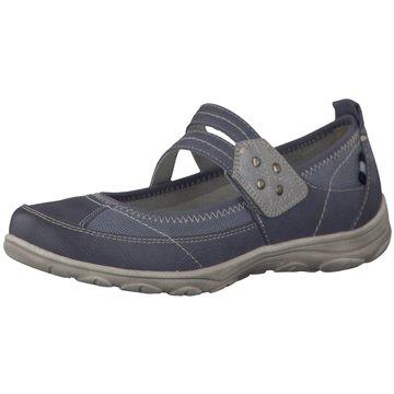 a+w Komfort Slipper blau