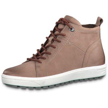 Jana Sneaker High braun