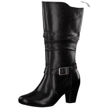 Be Natural Komfort Stiefel schwarz