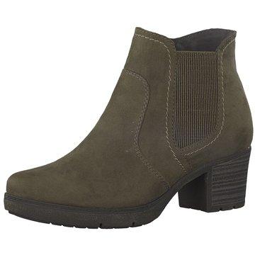 Jana Chelsea Boot oliv