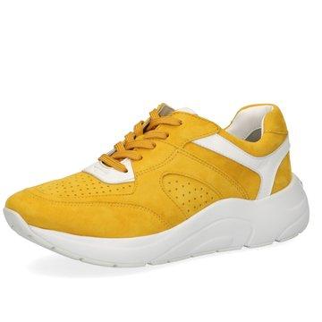 Caprice Sneaker Low gelb