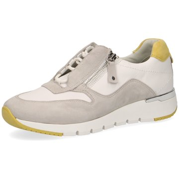 Caprice Sportlicher Schnürschuh weiß