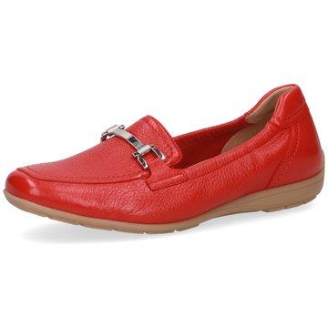 Caprice Komfort Slipper rot
