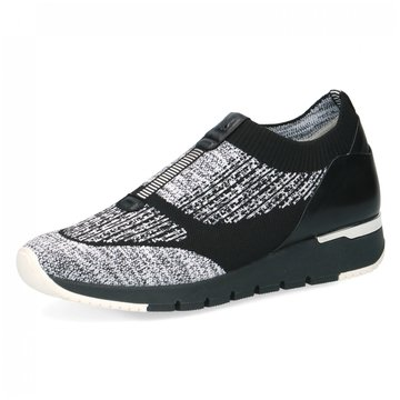 Caprice Sneaker Low schwarz