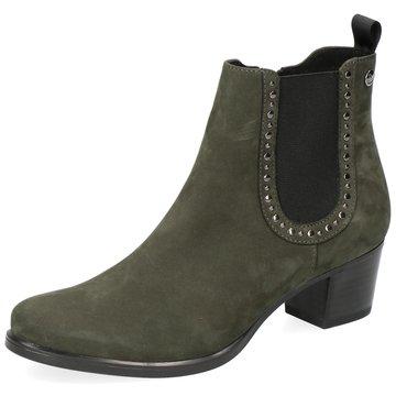 Caprice Chelsea Boot oliv
