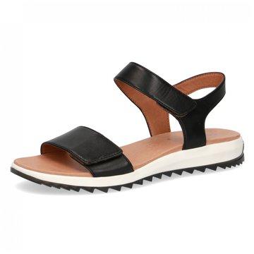 Caprice Sandale schwarz