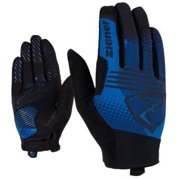 Ziener FingerhandschuheCOBBS TOUCH LONG BIKE GLOVE - 218211 blau