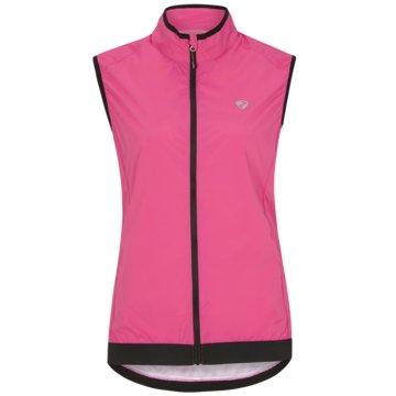Ziener WestenNORWIGA LADY (VEST) - 219111 pink