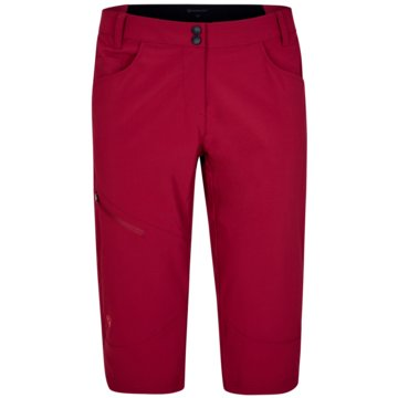 Ziener 3/4 SporthosenNIOBA LADY (3/4 PANTS) - 219124 rot