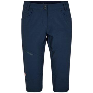 Ziener 3/4 SporthosenNIOBA LADY (3/4 PANTS) - 219124 blau