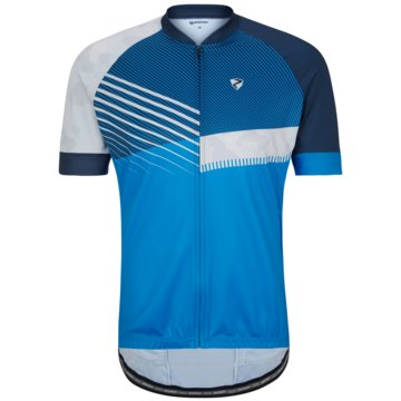 Ziener FahrradtrikotsNOFRET MAN (TRICOT) - 219203 blau