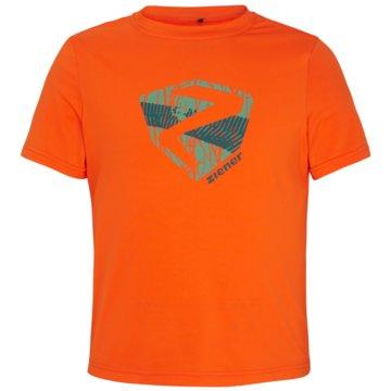 Ziener T-ShirtsNADEN JUNIOR (T-SHIRT) - 219500 orange