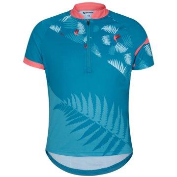 Ziener FahrradtrikotsNANINKA JUNIOR (TRICOT) - 219502 blau