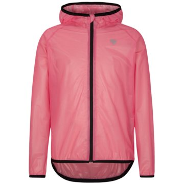 Ziener FahrradjackenNEPTUS JUNIOR (JACKET) - 219510 pink