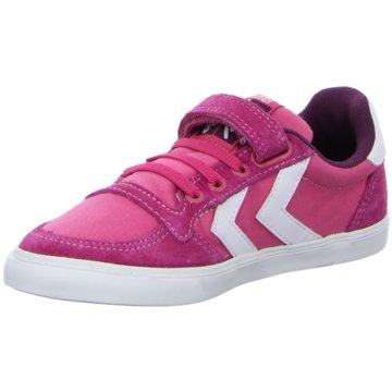 Hummel Sneaker Low pink