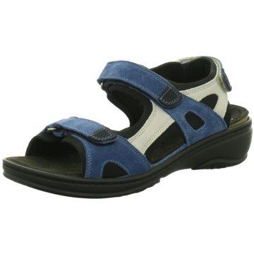Fidelio Komfort Sandale blau