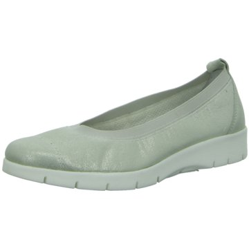 LONGO Komfort Slipper silber