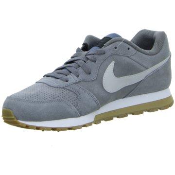 Nike Sneaker LowMD Runner 2 Suede grau
