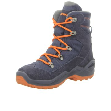 LOWA Sneaker HighRUFUS GTX - 660555 blau